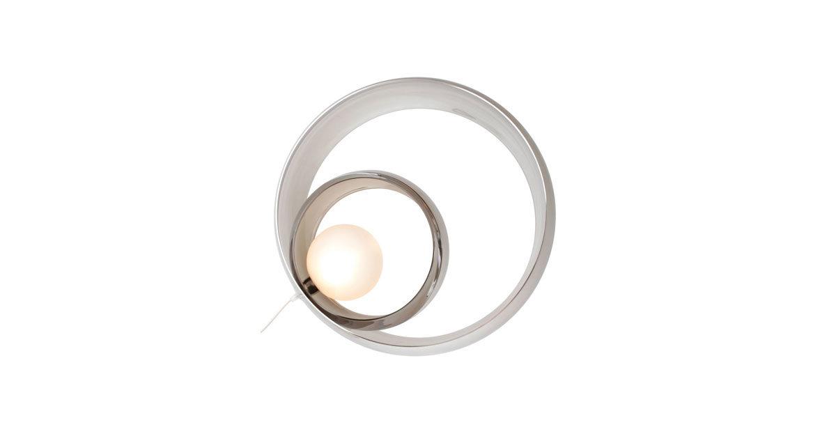 LAMPE A POSER ALLIANCE CONCEPT VERRE 1