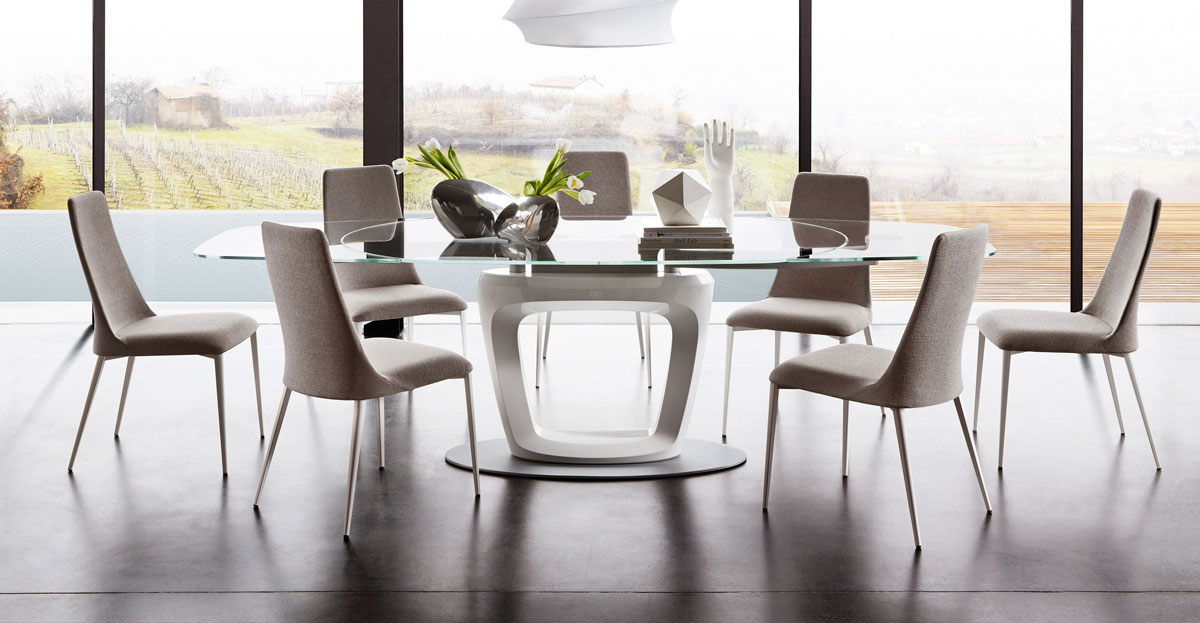 table orbital calligaris home center