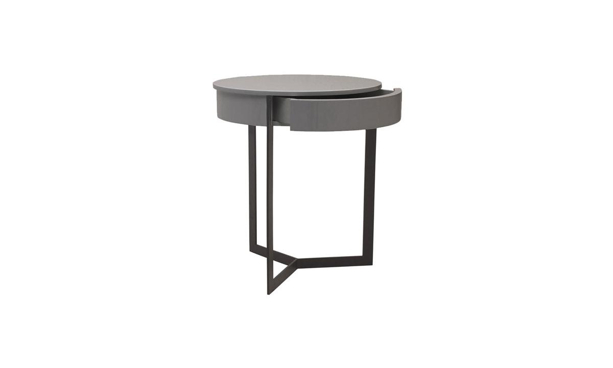 TABLE D'APPOINT FRANKI DE BAAKAL & ROSS 1