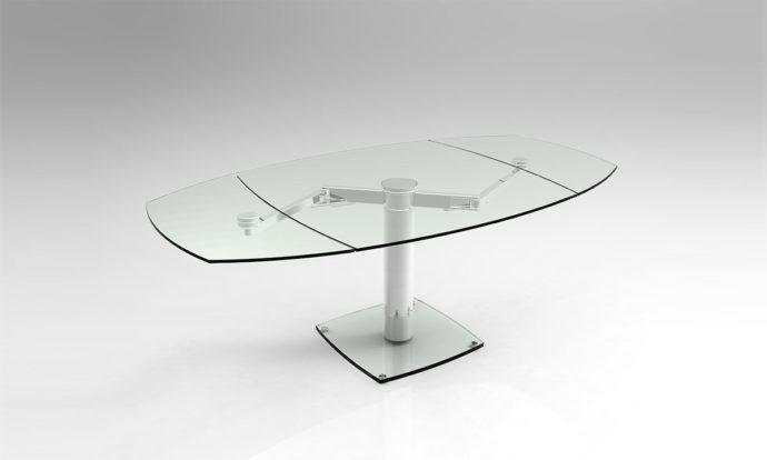 Table à manger extensible Groove - Eda Concept