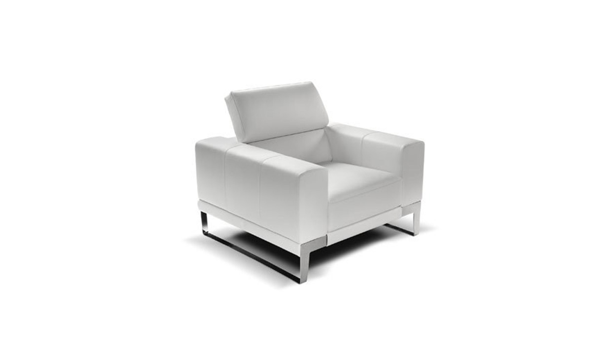 FAUTEUIL CUIR – DOMUS NICOLETTI 1 PLACE 1