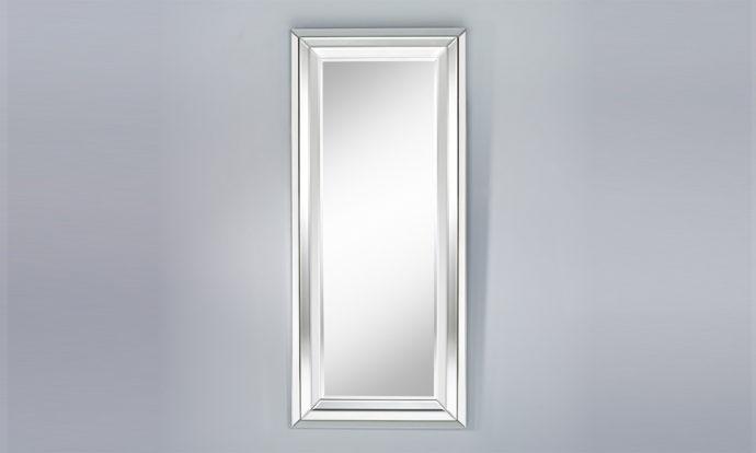 Miroir Bright L de Deknudt Mirrors