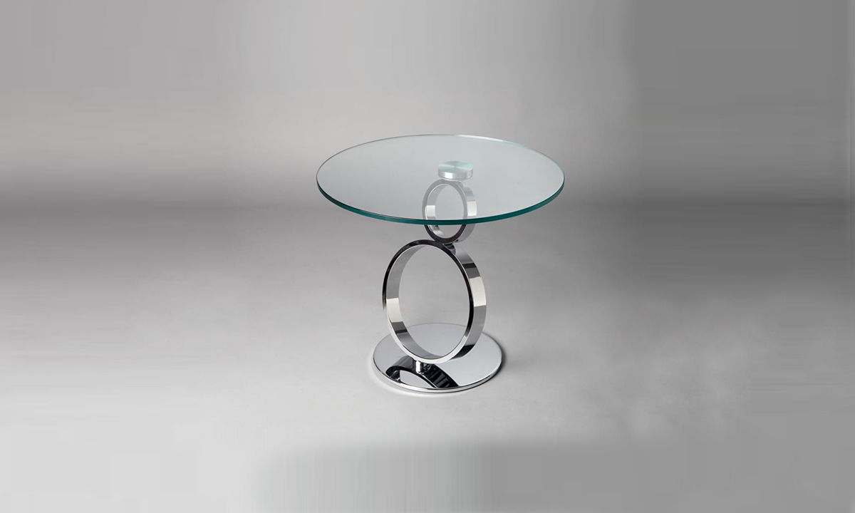 TABLE D'APPOINT EN VERRE EYES EDA CONCEPT 1