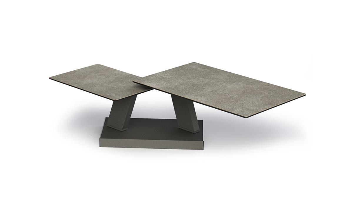 Table basse c ramique briega baakal ross home center - Table salon dessus ceramique ...