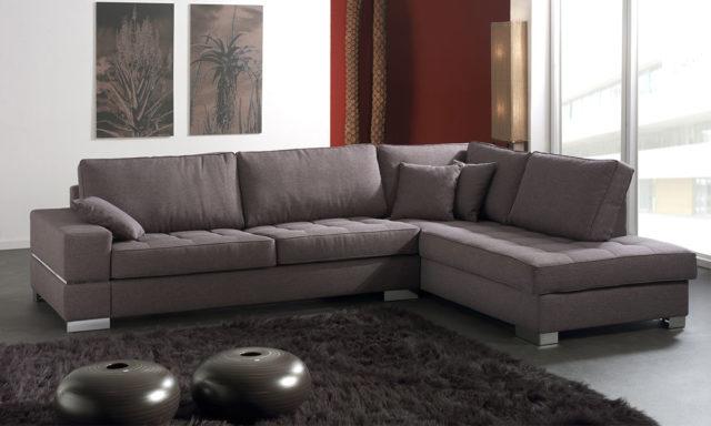Canapé angle méridienne VENEZIA
