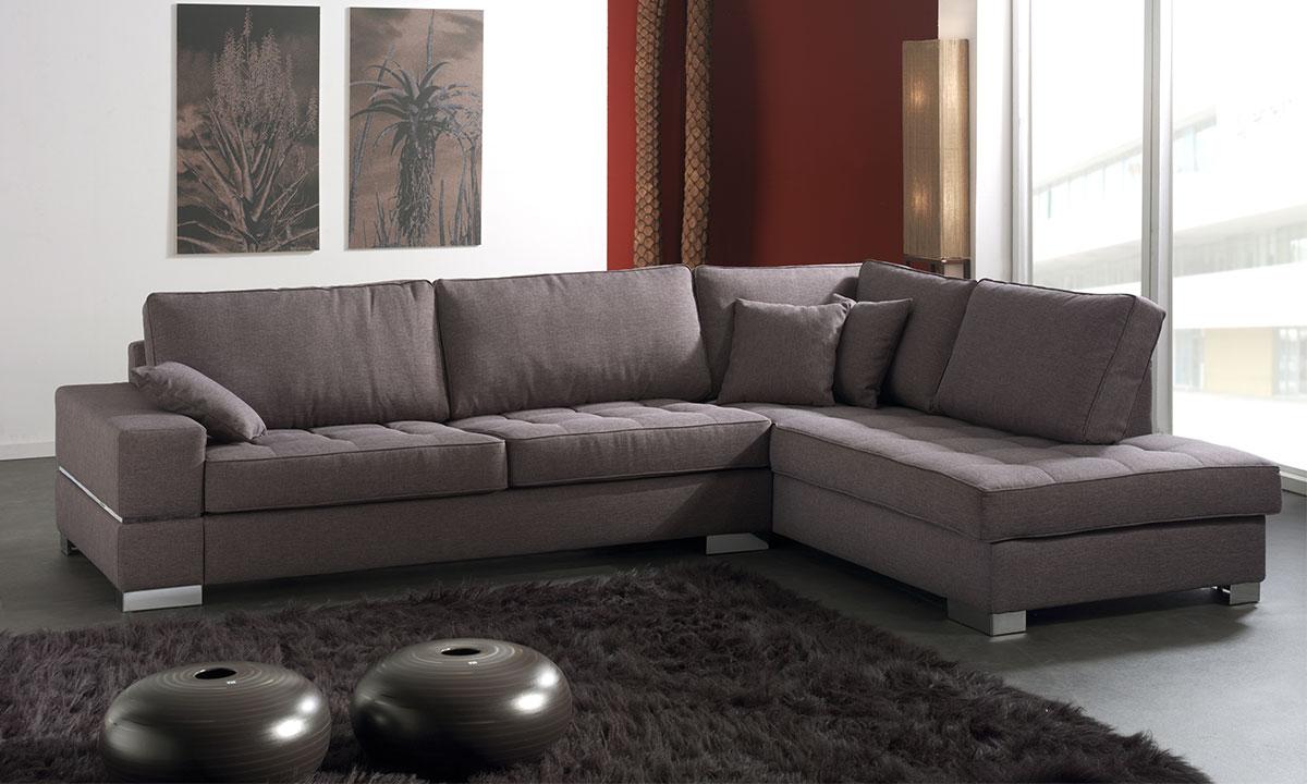 canap d 39 angle m ridienne en tissu venezia by home center home center. Black Bedroom Furniture Sets. Home Design Ideas