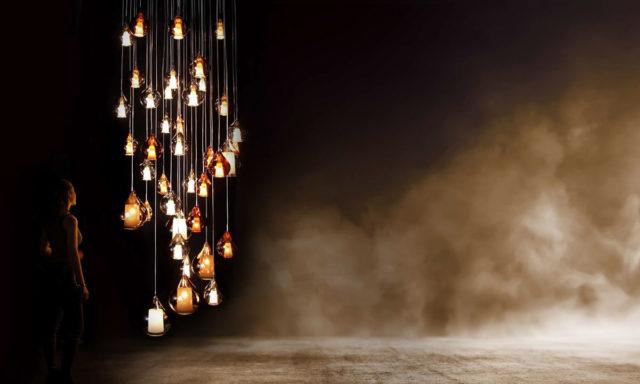 Lampe suspendu Circé - Concept Verre