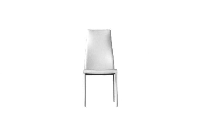 Chaise MARYLIN - Blanc