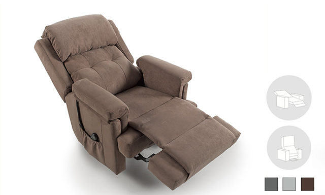 Fauteuil relax MORFEO d'Acomodel