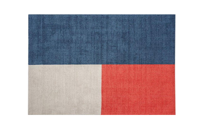 Tapis KADRILLE Multi - By Home Center