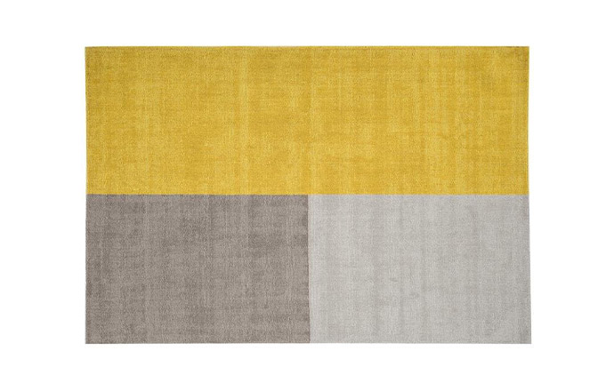 Tapis KADRILLE Mustard - By Home Center