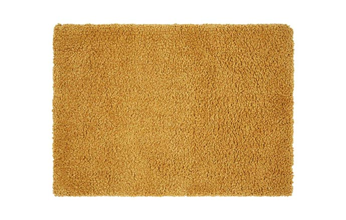 Tapis TORSADES Mustard - By Home Center