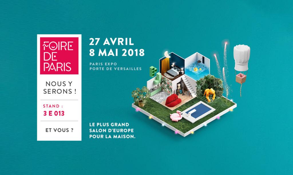 Foire de Paris 2018 - Home Center