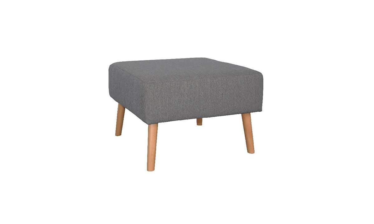 POUF STYLE SCANDINAVE – OSLO by Home Center 1