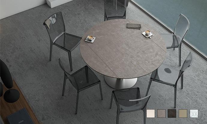 Table De Repas Extensible Luna Akante Home Center
