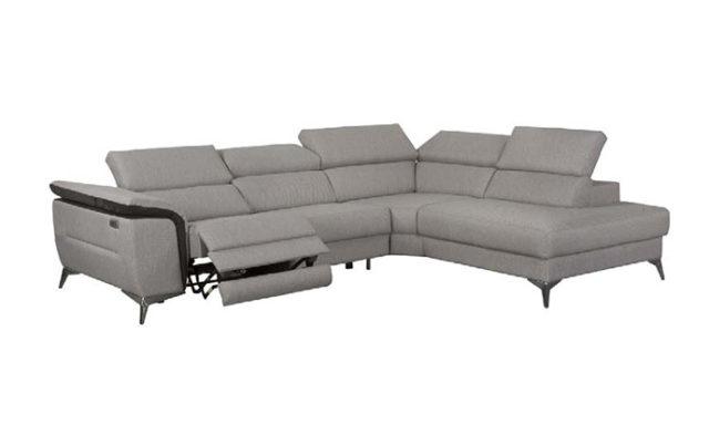 Canapé d'angle avec relax - Verano 18