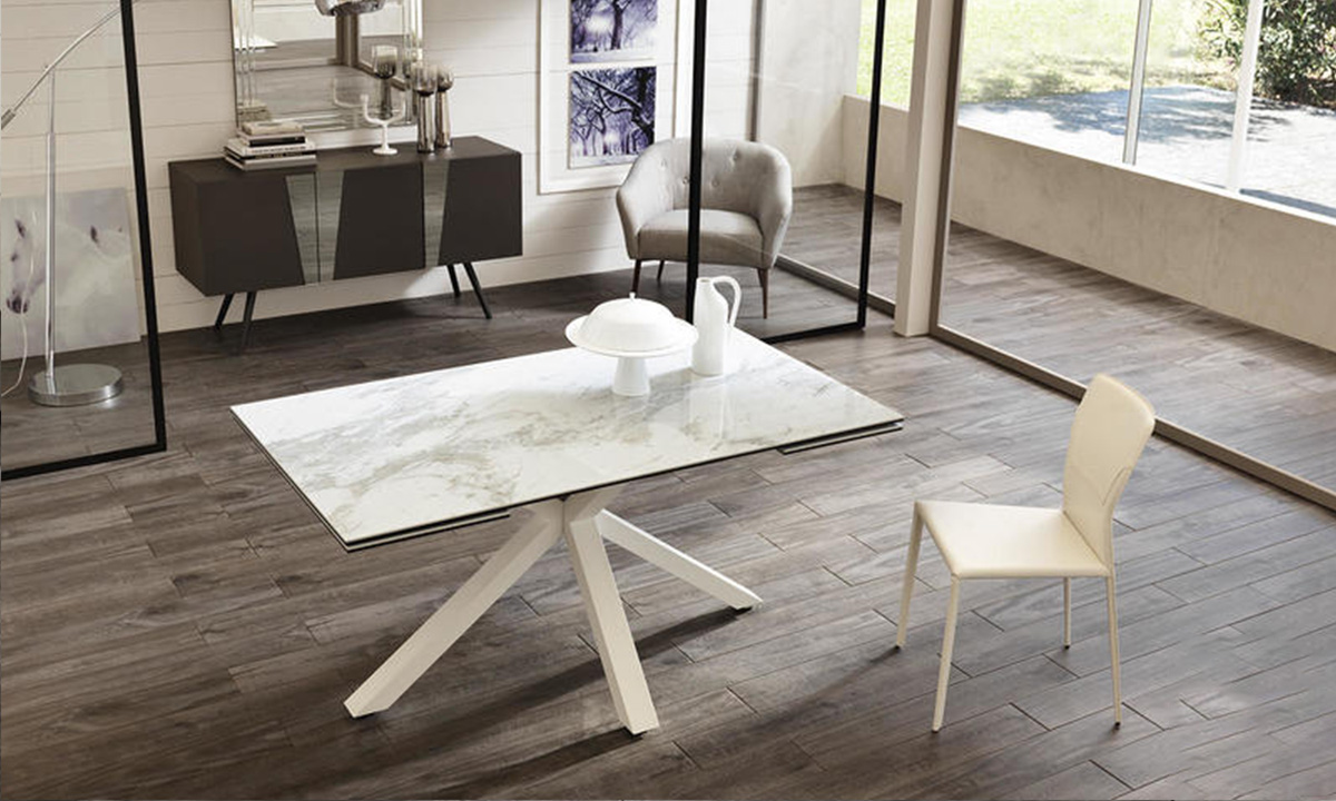 TABLE DE REPAS EXTENSIBLE ASTBURY – By Home Center 1