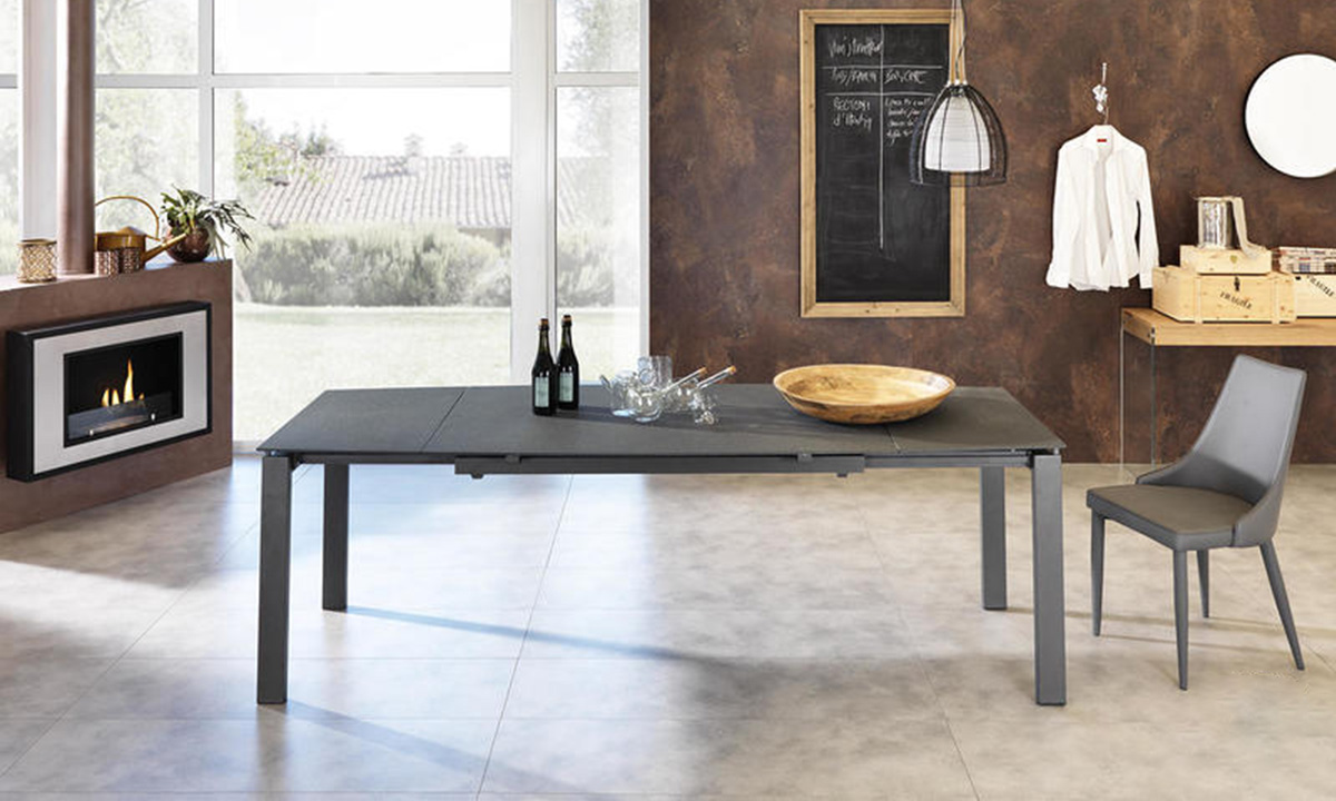 TABLE DE REPAS EXTENSIBLE BIRMINGHAM – By Home Center 1