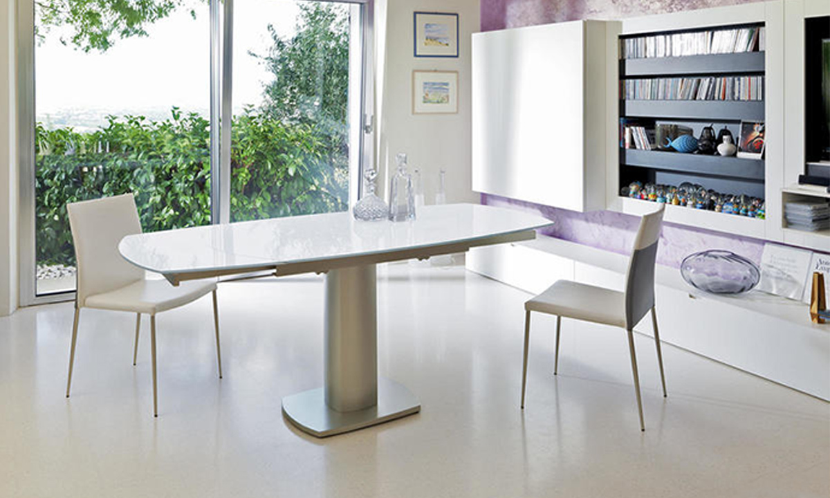 TABLE DE REPAS EXTENSIBLE LONDON – By Home Center 1