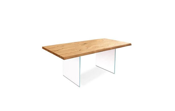 Table de repas en bois - POOL 160