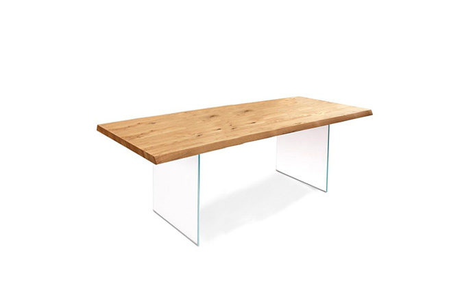 Table de repas en bois - POOL 200