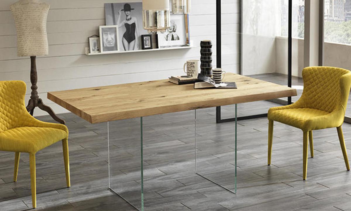 TABLE DE REPAS EN BOIS POOL – By Home Center 1