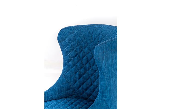 Chaise diamant bleu - Venus