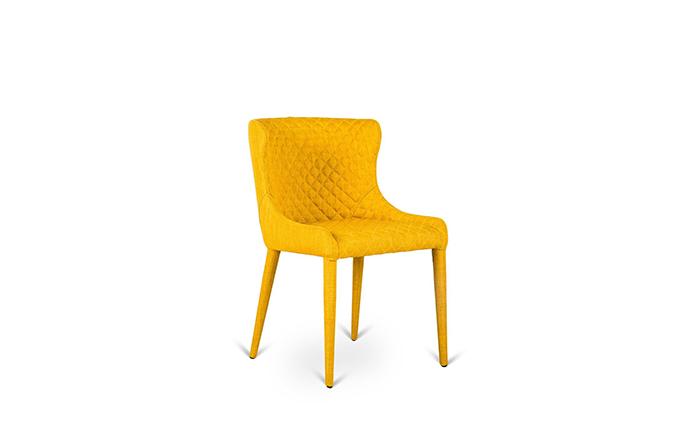Chaise diamant jaune - Venus