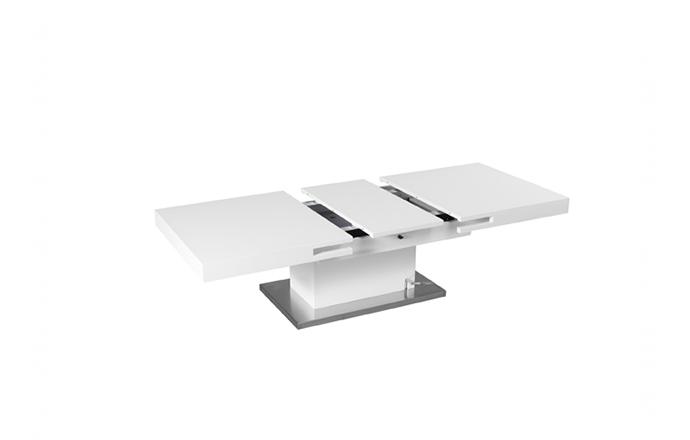 Table basse relevable blanc - Set-up - Eda concept