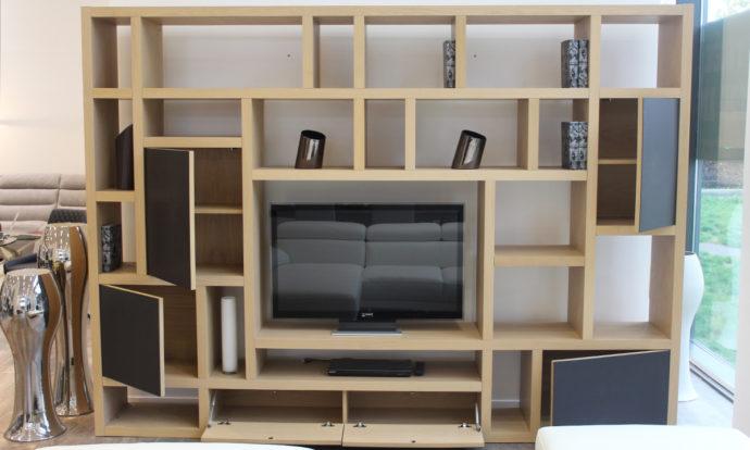 Meuble TV bibliothèque CUBIX - Cesson (77240)