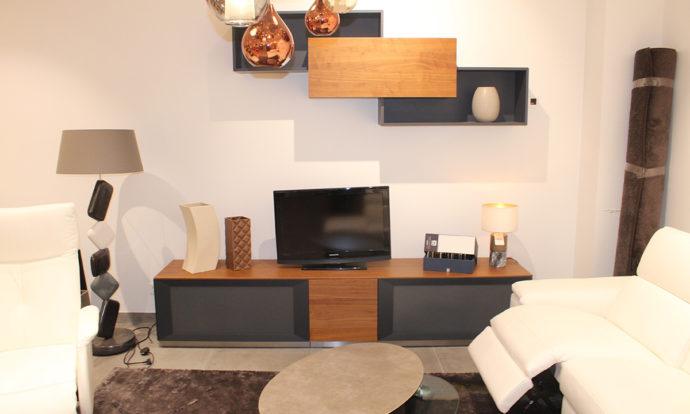 Meuble TV + meuble suspendu CATANE - Claye-Souilly (77410)