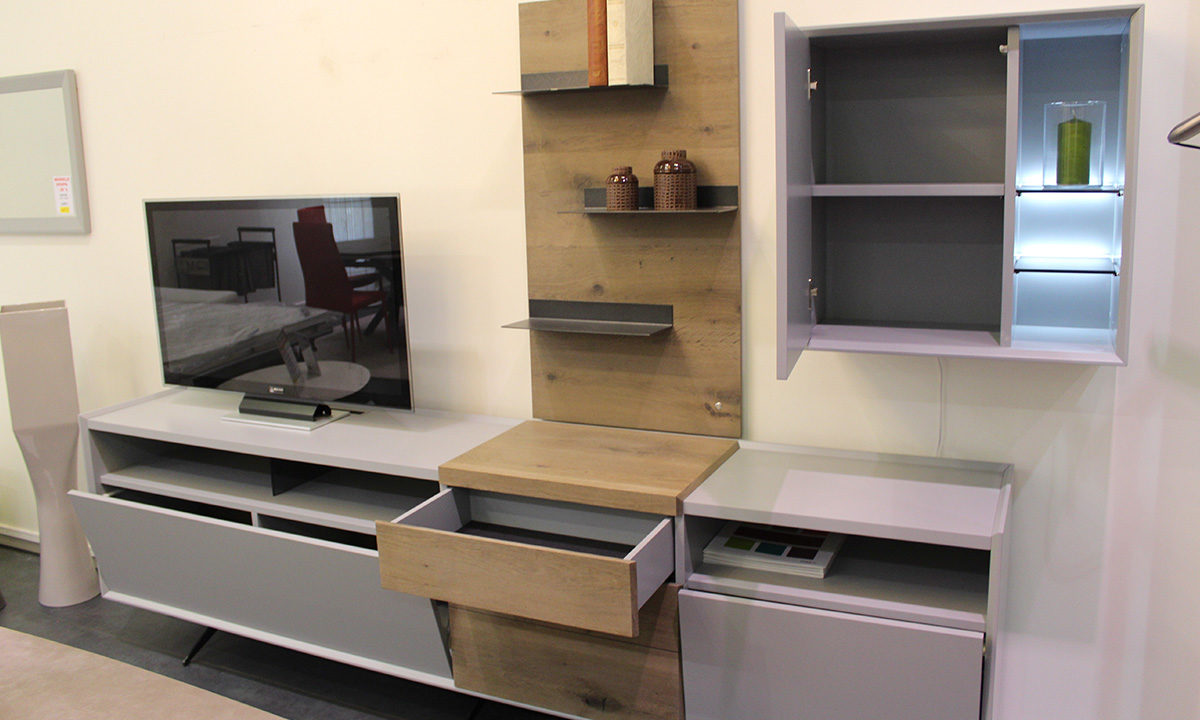 ENSEMBLE TV LED // WOOD TV 4