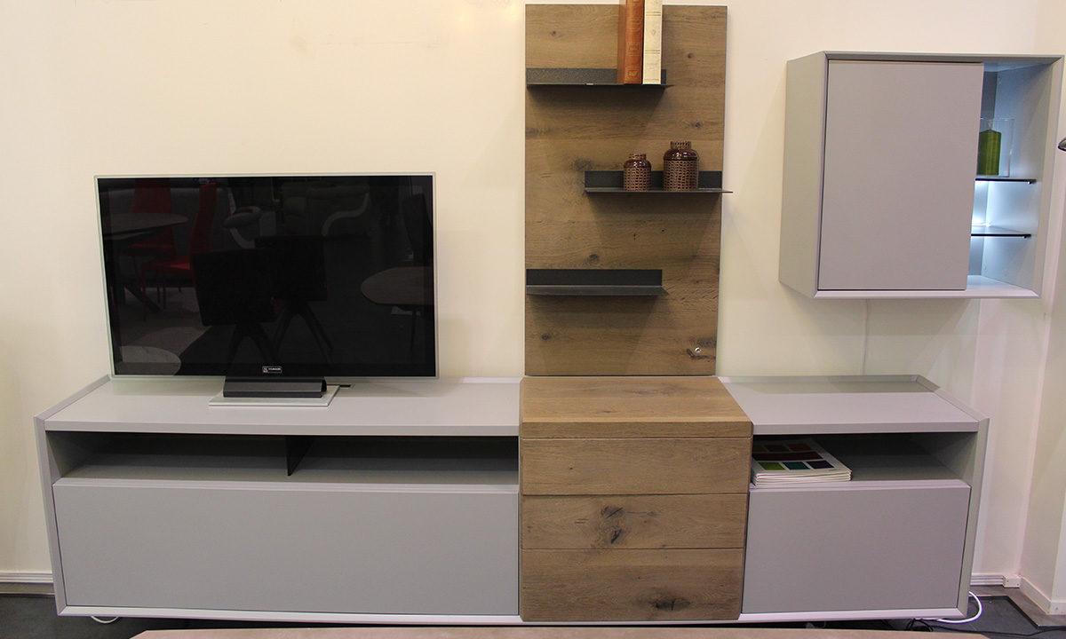 ENSEMBLE TV LED // WOOD TV 1