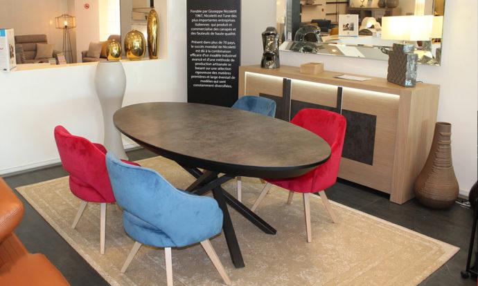 Salon céramique et bois TURIN - Ste Geneviève (91700)