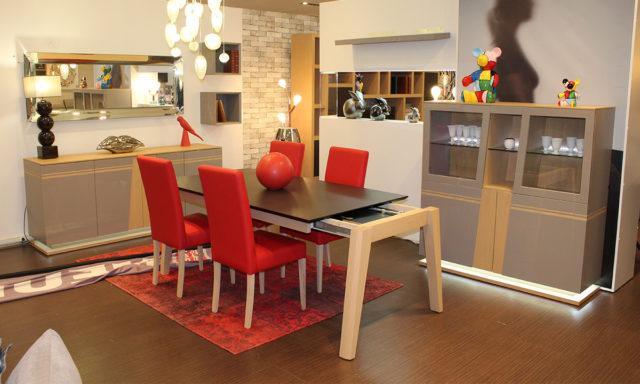 Salon céramique et bois VENISE - Montévrain (77140)