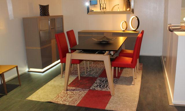 Salon céramique et bois VENISE - Vélizy (78140)