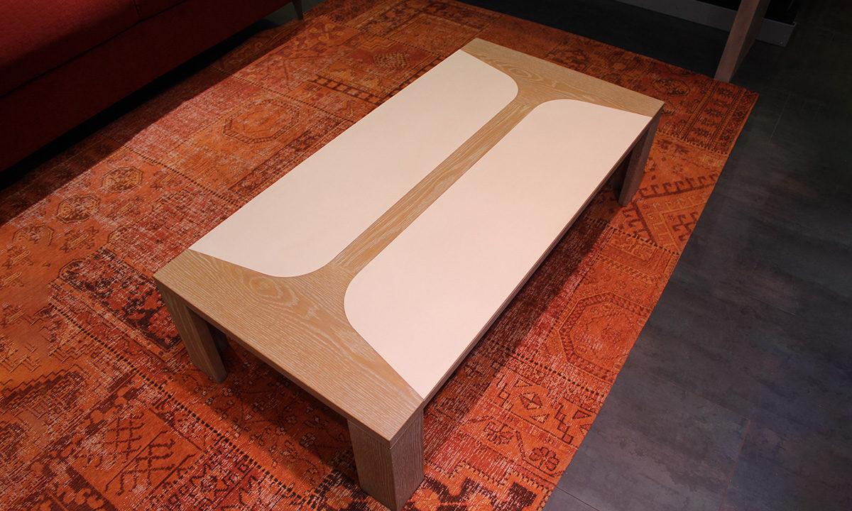 TABLE BASSE CÉRAMIQUE // MARSALA 1