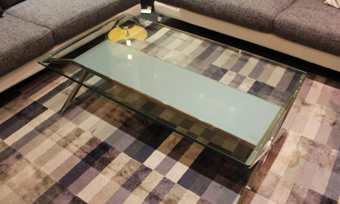 Table basse en verre PESCARA - Ste Geneviève-des-Bois (91700)
