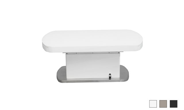Table basse et relevable extensible DOUBLE SET