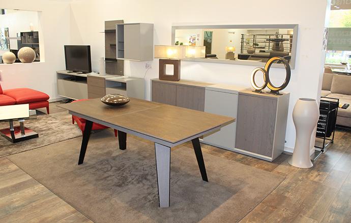 Table céramique WOOD CERAMIQUE - Cesson (77240)
