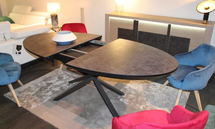 Table de repas céramique TURIN - Vélizy (78140)
