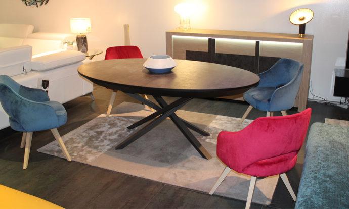 Salle à manger céramique TURIN - Vélizy (78140)
