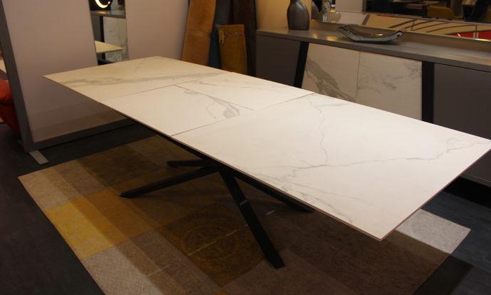 Table de repas ouverte céramique VICENCE - Ste Geneviève-des-Bois (91700)