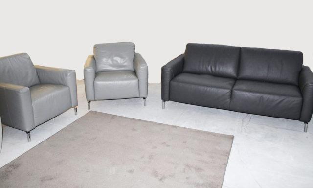 Canapé 3 places + 2 fauteuils AFRAGOLA - Cesson (77240)