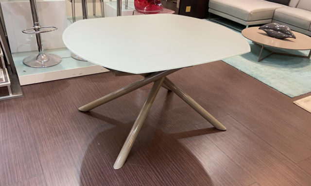 Table extensible taupe MASSA - Montévrain (77140)